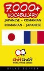 7000+ Japanese - Romanian Romanian - Japanese Vocabulary Cover Image