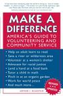 Make a Difference: America's Guide to Volunteering and Community Service Cover Image