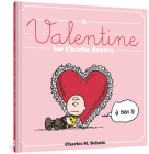 A Valentine for Charlie Brown (Peanuts Seasonal Collection) Cover Image