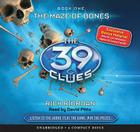 The Maze of Bones (The 39 Clues, Book 1) Cover Image