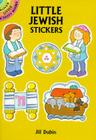 Little Jewish Stickers (Dover Little Activity Books) Cover Image