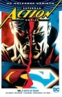 Superman: Action Comics Vol. 1: Path Of Doom (Rebirth) Cover Image