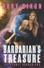 Barbarian's Treasure: A SciFi Alien Romance Cover Image