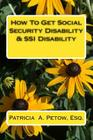 How To Get Social Security Disability & SSI Disability Cover Image