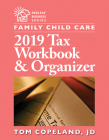 Family Child Care 2019 Tax Workbook & Organizer (Redleaf Business) Cover Image