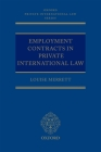 Employment Contracts in Private International Law Cover Image