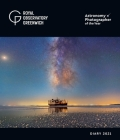 Royal Observatory Greenwich - Astronomy Photographer of the Year Desk Diary 2021 Cover Image