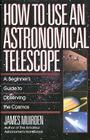 How To Use An Astronomical Telescope Cover Image