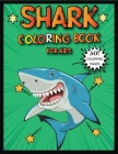 Shark Coloring Book for kids: Big Shark Coloring and Activity Book, Advanced Coloring Pages for Tweens, Older Kids & Boys,50 coloring pages Cover Image