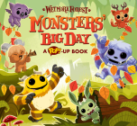 Monsters' Big Day, 8: A Pop-Up Book Cover Image