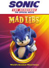Sonic the Hedgehog: The Official Movie Mad Libs Cover Image