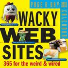 Wacky Websites Page-A-Day Calendar 2010 Cover Image