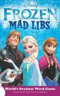 Frozen Mad Libs Cover Image