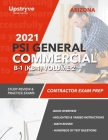 2021 Arizona PSI General Commercial B-1 (KB-1) Contractor Exam Prep - Volume 2: Study Review & Practice Exams Cover Image