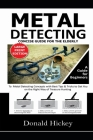 Metal Detecting Concise Guide For The Elderly (LARGE PRINT EDITION): A Guide for Beginners To Metal Detecting Concepts with Best Tips & Tricks to Get Cover Image