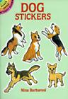 Dog Stickers (Dover Little Activity Books Stickers) Cover Image
