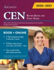 CEN Review Book and Study Guide 2020-2021: CEN Manual and Practice Test Questions for the Certified Emergency Nursing Exam Cover Image