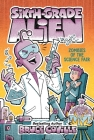 Zombies of the Science Fair (Sixth-Grade Alien #5) Cover Image