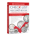 Coin Checklist and Record Book Cover Image