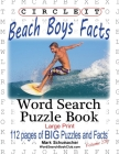 Circle It, Beach Boys Facts, Word Search, Puzzle Book Cover Image