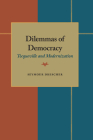 Dilemmas of Democracy: Tocqueville and Modernization Cover Image