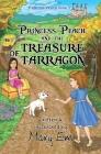 Princess Peach and the Treasure of Tarragon: a Princess Peach story Cover Image