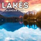Lakes Calendar 2022: 16-Month Calendar, Cute Gift Idea For Lake Lovers Women & Men Cover Image