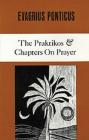 The Praktikos & Chapters on Prayer, 4 (Cistercian Studies #4) Cover Image