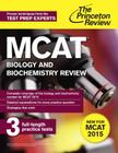MCAT Biology and Biochemistry Review: New for MCAT 2015 Cover Image