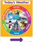 Color Your Classroom Today's Weather Chart Cover Image