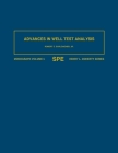 Advances in Well Test Analysis: Monograph 5 Cover Image
