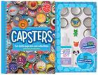 Capsters: Make Bottle Caps Into Great Works of Coolness (Klutz) Cover Image