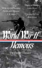 World War II Memoirs: The Pacific Theater (LOA #351): With the Old Breed at Peleliu and Okinawa / Flights of Passage / Crossing the Line Cover Image