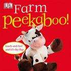 Farm Peekaboo!: Touch-and-Feel and Lift-the-Flap Cover Image