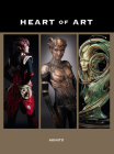 Heart of Art: Welcome to a Small Glimpse Into the Grand World of Special Effects Makeup and Fine Art of Akihito Cover Image