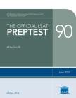 The Official LSAT Preptest 90: (june 2020 Lsat) Cover Image