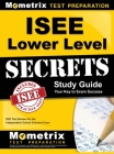 ISEE Lower Level Secrets: ISEE Test Review for the Independent School Entrance Exam Cover Image