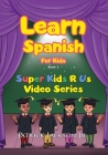 Learn Spanish For Kids - Book 2 Cover Image