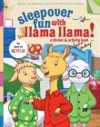 Sleepover Fun with Llama Llama: A Sticker & Activity Book Cover Image