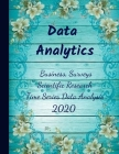 Data Analytics for business: Collect Data Tool with Statistical Tables to fill for data analytics / analysis *Average Variance Standard Deviation*: Cover Image
