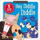 Nursery Rhyme Jigsaw Puzzles: Hey Diddle Diddle Cover Image