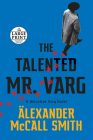 The Talented Mr. Varg: A Detective Varg Novel (2) (Detective Varg Series #2) Cover Image