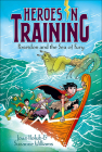 Poseidon and the Sea of Fury (Heroes in Training #2) Cover Image