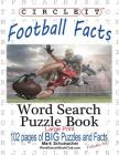Circle It, Football Facts, Word Search, Puzzle Book Cover Image