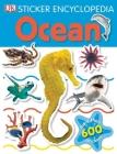 Sticker Encyclopedia: Ocean (Sticker Encyclopedias) Cover Image