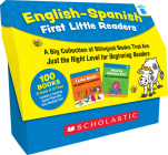 English-Spanish First Little Readers: Guided Reading Level B (Classroom Set): 25 Bilingual Books That are Just the Right Level for Beginning Readers Cover Image