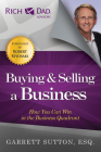 Buying & Selling a Business: How You Can Win in the Business Quadrant Cover Image