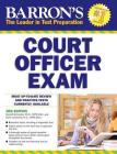 Barron's Court Officer Exam Cover Image