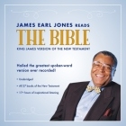 James Earl Jones Reads the Bible Lib/E: The King James Version of the New Testament Cover Image