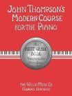 John Thompson's Modern Course for the Piano: The First Grade Book Cover Image